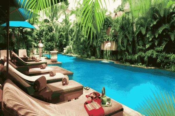 Spa Village, Ritz Carlton, Kuala Lumpur