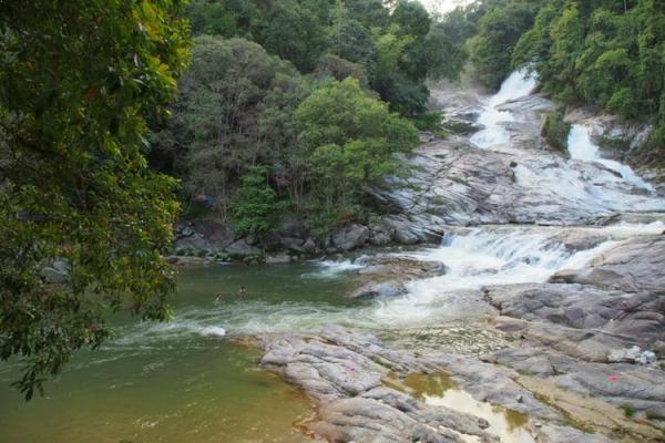 Chamang Falls, Pahang