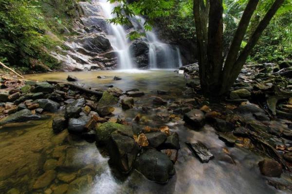 Kanching Falls, Rawang Highway