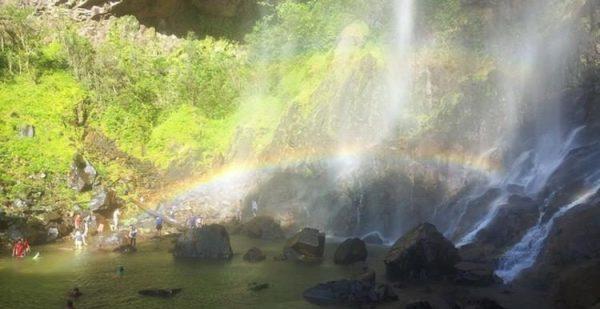 Rainbow Fall, Pahang