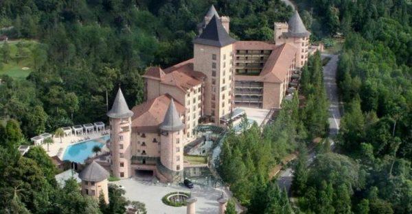 The Chateau Spa and Organic Wellness Resort, Berjaya Hills