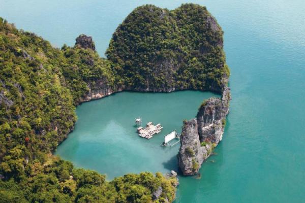 Myeik Archipelago, Myanmar
