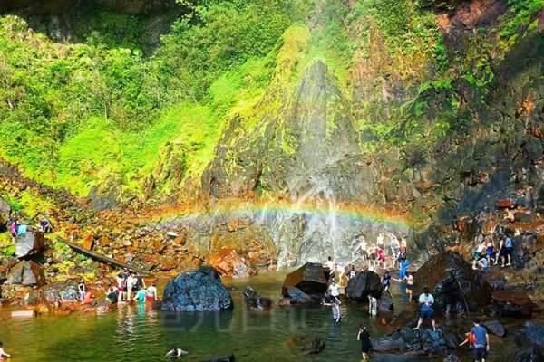 Rainbow Falls, Malaysia