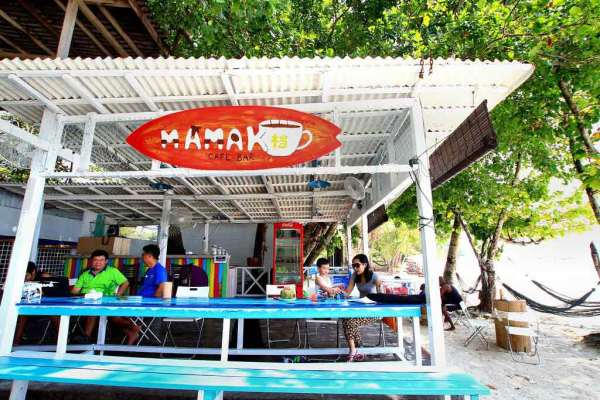 Local Cuisine in Redang Island