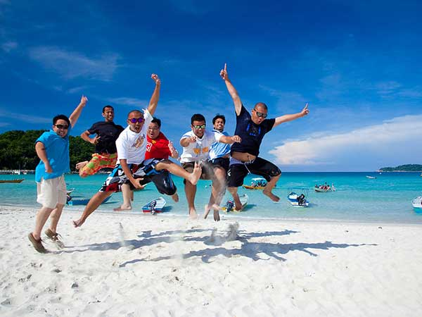 Perhentian Islands of Malaysia