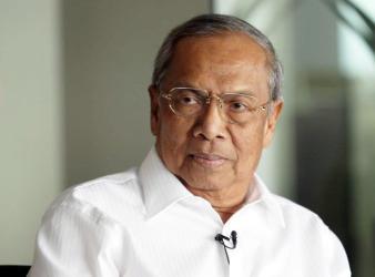 Sarawak Chief Minister Datuk Patinggi Tan Sri Adenan Satem