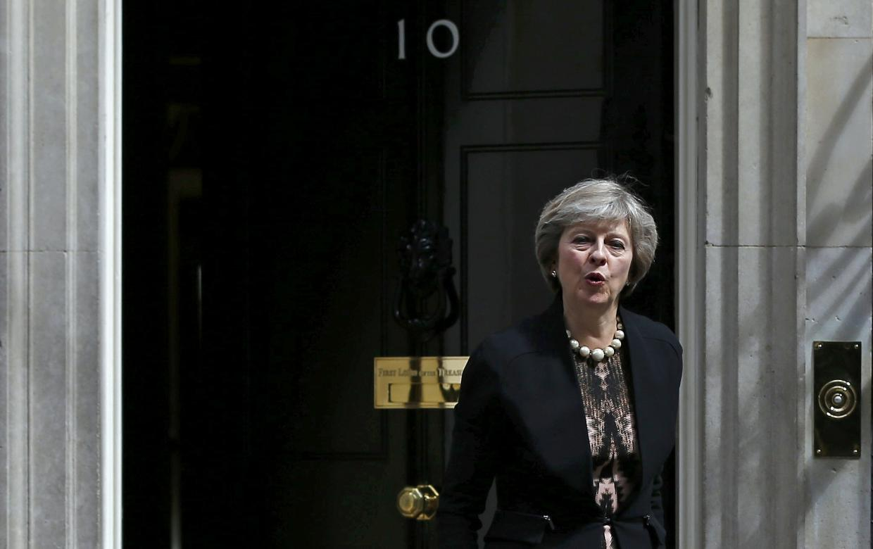 Theresa May has become the new Prime Minister of Britainpic independent.co.uk