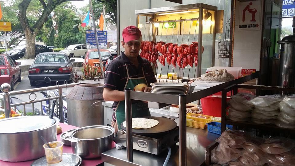 Malaysian Glimpse mamak restauranr 2