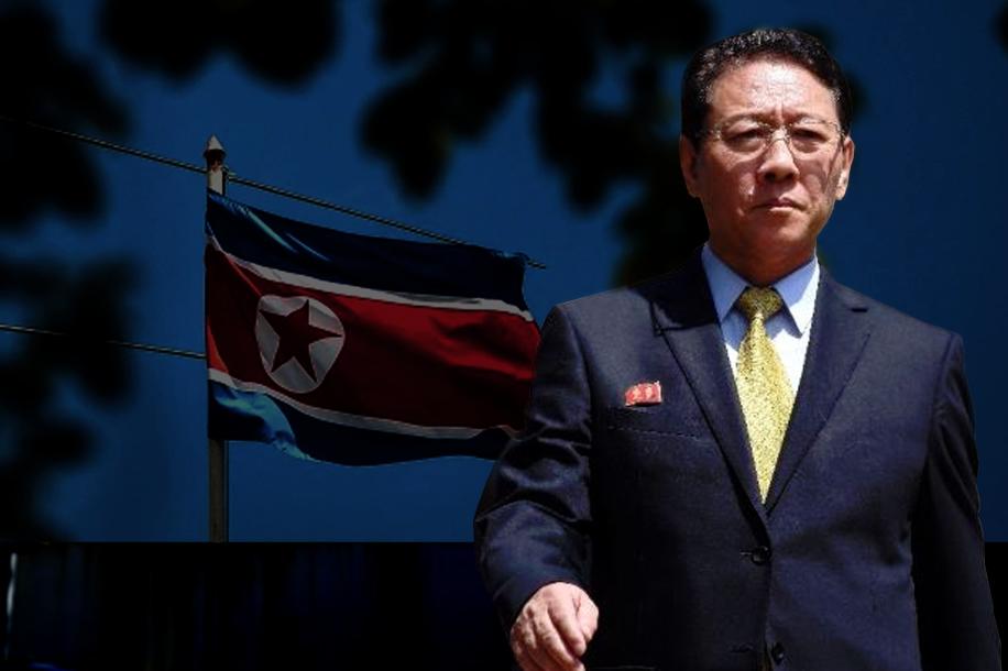 north korean ambassador
