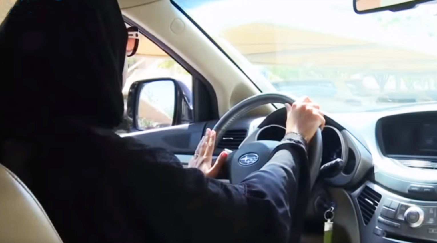 saidi arabia woman driving