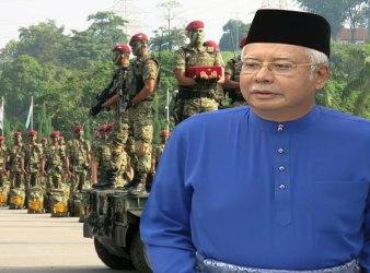 Bajet 2018 Najib RAZAK