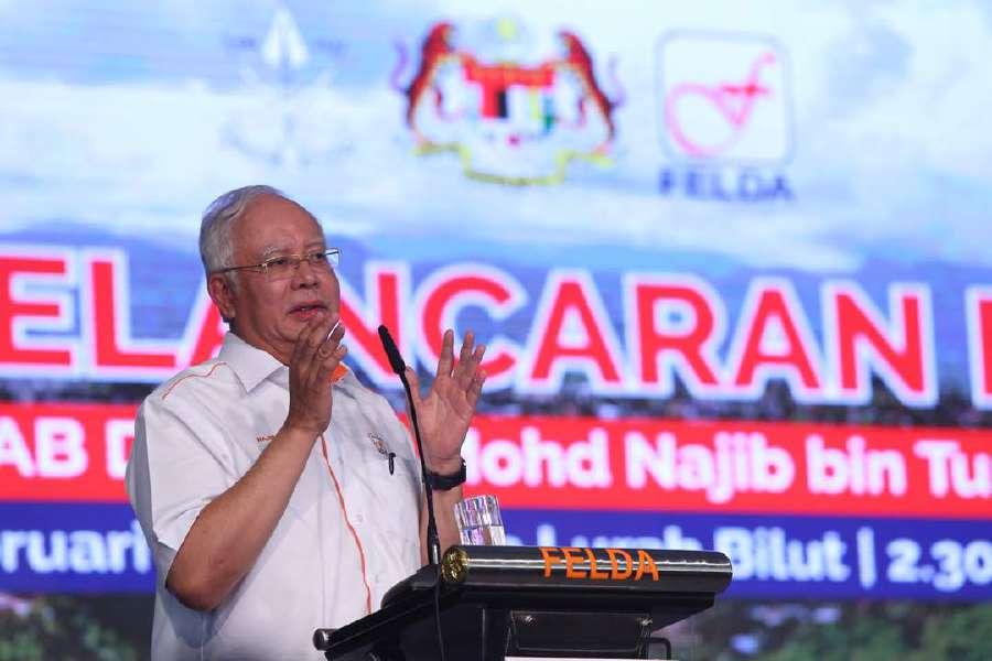 Felda 2.0 initiative Datuk Seri Nazir Razak