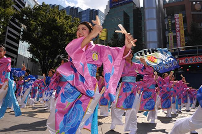 Yosakoi dance Pic tokyostorynet