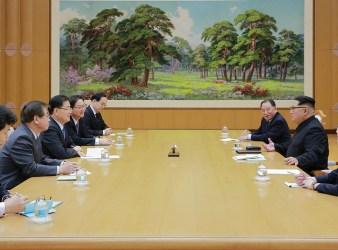 Korean meeting