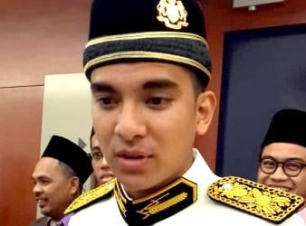 saddiq minister of youths malaysia2