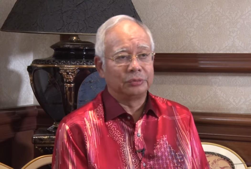 najib razak former prime minister corruption scandal