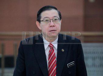 Lim Guan Eng NSTP
