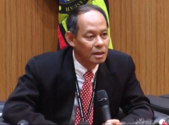 Malaysian Anti Corruption Commission MACC chief Datuk Seri Shukri Abdull