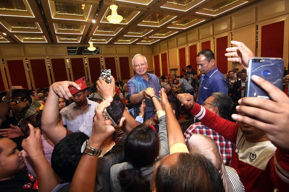 Najib razak utusan malaysia
