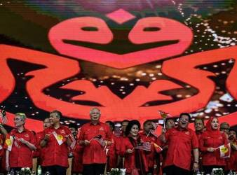 UMNO Pic by AFP