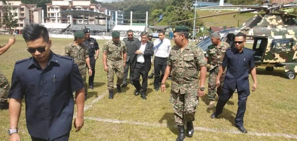 malaysia defence minister mohammed sabu