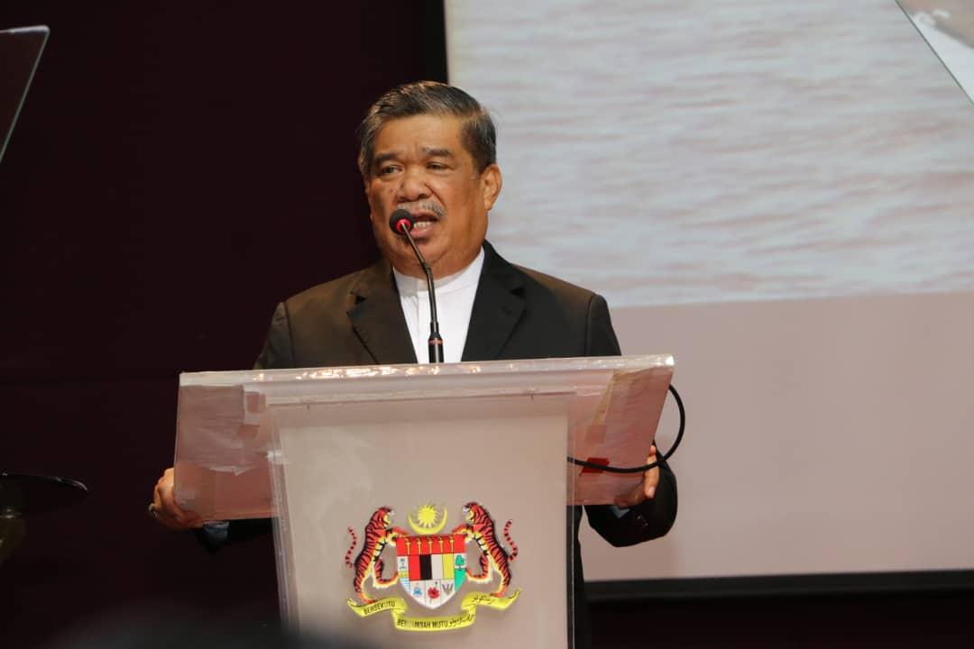 mohammed sabu defence minister malaysia