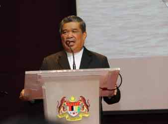 mohammed sabu defence minister malaysia