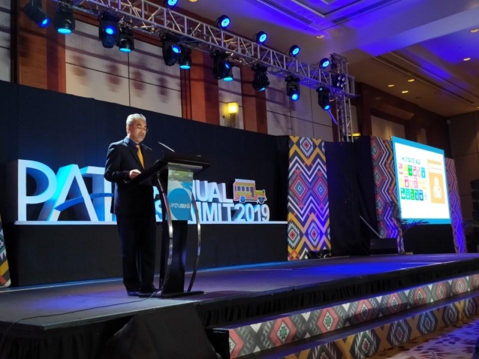 Datuk Musa Yusof Director General of Tourism Malaysia
