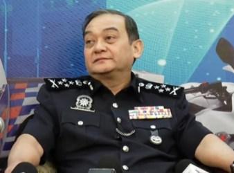Deputy Inspector General of Police Datuk Mazlan Mansor