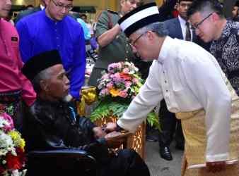 malaysia sultan mindef