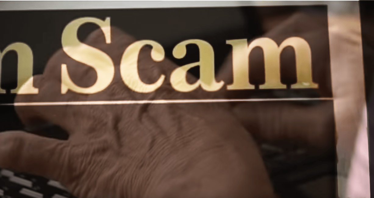 scammer woman lost 3million