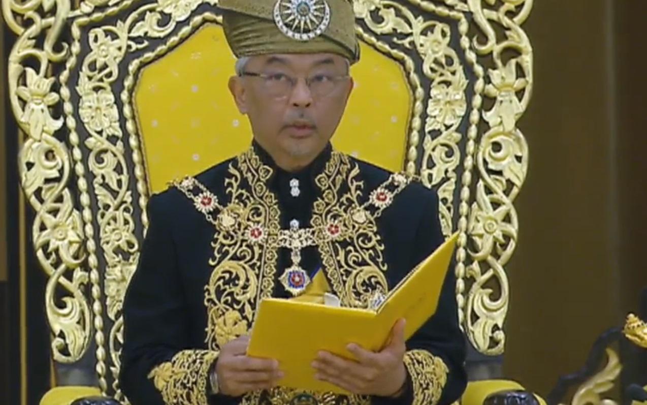 His Majesty Al Sultan Abdullah Ri'ayatuddin Al Mustafa Billah Shah of Pahang