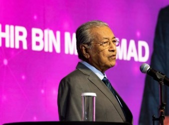 dr mahathir malays