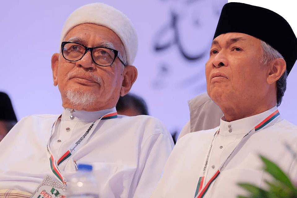 zahid hamidi and hadi awang pas ummah malaysia