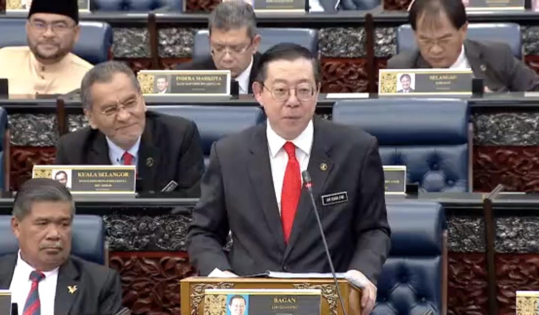 budget 2020 lim guang eng