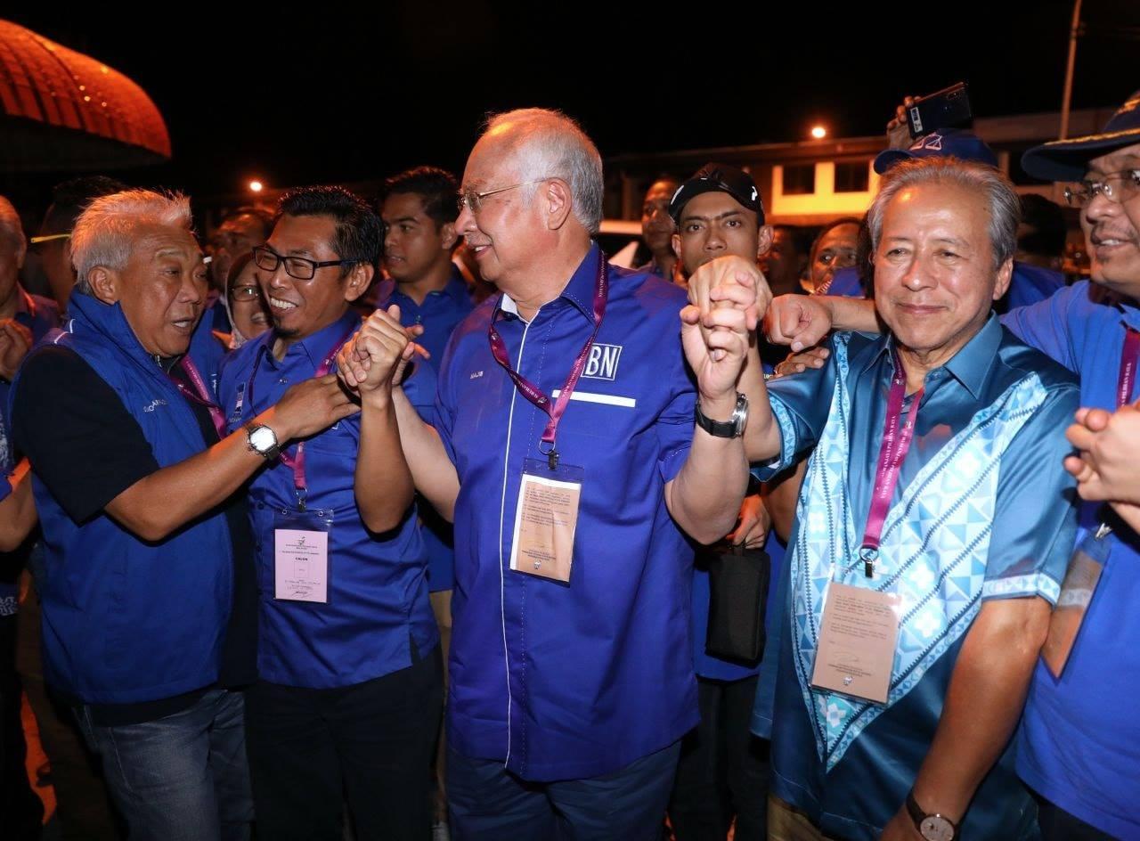 Bossku Najib razak kimanis by election