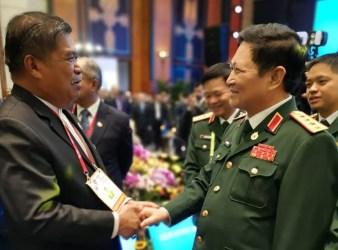 mohammaed sabu malaysia defence minister