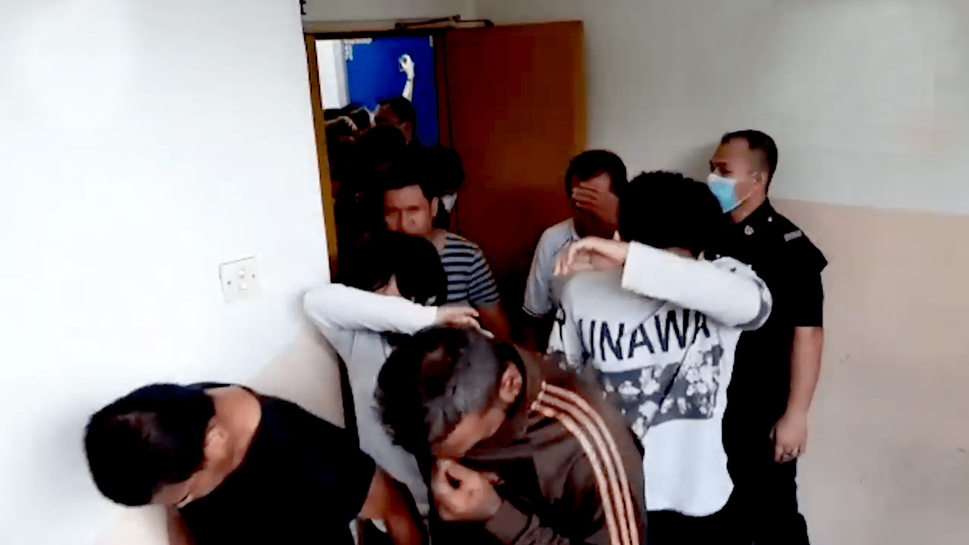 moc defiers arrested malaysia