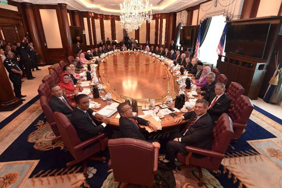 perikatan nasional cabinet