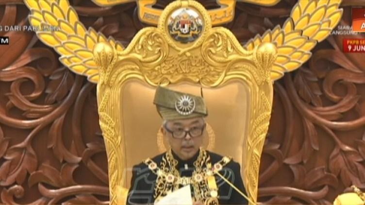 king malaysia agong