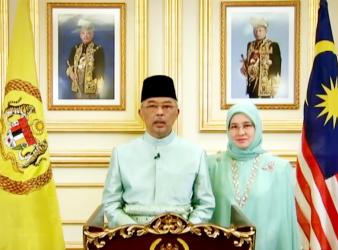 malaysia king sultan sYang di Pertuan Agong Al Sultan Abdullah Riayatuddin Al Mustafa sha