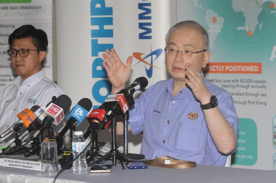 Datuk Seri Dr. Wee Ka Siong