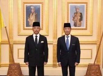 palace sultan agong