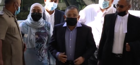 isa sentenced to 6 years corruption