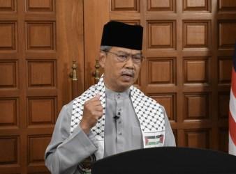 muhyiddin palestine malaysia