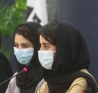 afghran girls