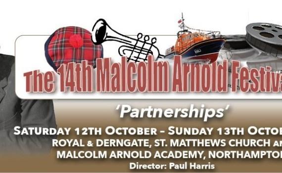 Malcolm Arnold Festival Logo