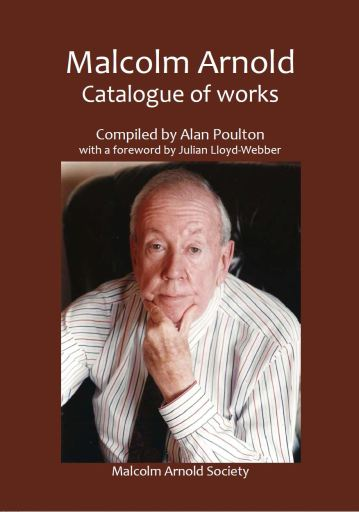 Malcolm Arnold - Catalogue of works