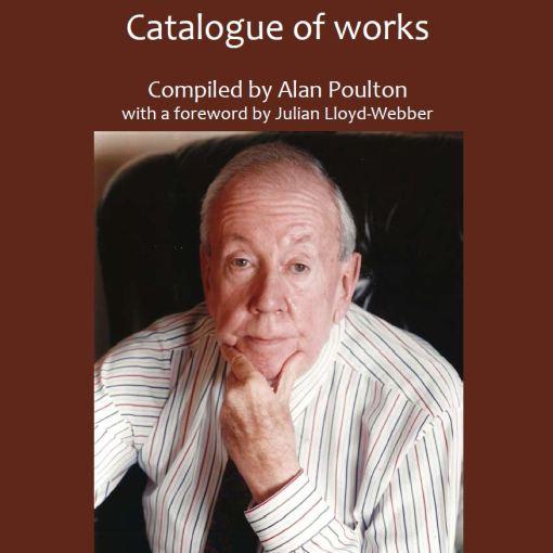 Malcolm Arnold Alan Poulton Catalogue