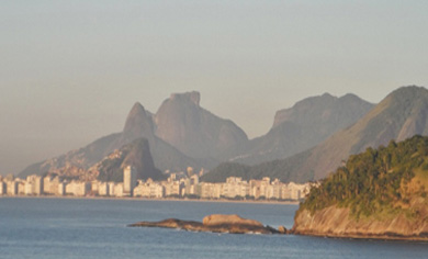 My route to Rio